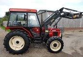 ZETOR MTS 43 z ładowaczem traktor, ciągnik rolniczy
