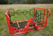 Brona łąkowo-polowa włóka OD PRODUCENTA 4m z hydrauliką