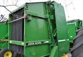 Prasy PRASA JOHN DEERE 550 JD550 JD 550 Rok prod.: 1992...