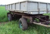 Kupię Przyczepę Rolniczą Wywrotkę Sztywną Ciągniki