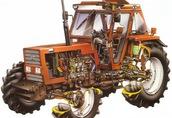 Fiat 55-90 60-90 70-90 80-90 90-90 100-90 Turbo Instrukcja napraw
