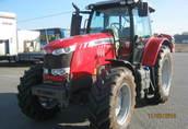 Ciągnik rolniczy MASSEY FERGUSON 7614 Dyna-4, rok produkcji 2013
