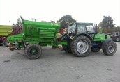 DEUTZ DX 6.30 1990 traktor, ciągnik rolniczy