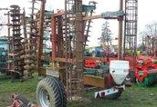 Maszyny i narzędzia Brona talerzowa plus wały 6 m dodatkowo siewnik...