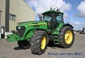 JOHN DEERE 7920AP 2006 traktor, ciągnik rolniczy
