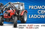FARMTRAC PROMOCJA, NAJTANIEJ, FARMTRAC 555, 675, 7100 MAZUR traktor, ciągnik r 2