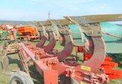 KRONE pług 4 skibowy obracany pług rolniczy