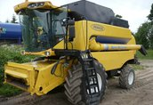 NEW HOLLAND CS6080 kombajn