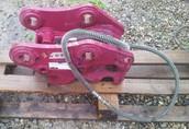 Szybkozłącze hydrauliczne mini koparki midi koparki