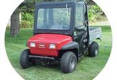 Kabina do multicar / pojazdu użytkowego / traktora lub adaptacji