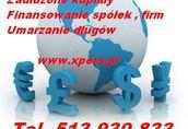 Finansowanie dla spółek i firm