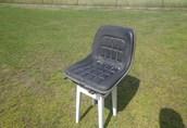 Fotel do ciągnika, widlaka 1