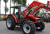 MASSEY FERGUSON 4235 + TUR MAILLEUX MX40-85 2001 traktor, ci