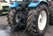 NEW HOLLAND TS 110 1998r 110KM + TUR MX100 1998 traktor, ciągnik