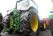 JOHN DEERE 6910 1998 traktor, ciągnik rolniczy 8