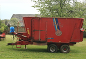 holenderski wóz paszowy peecon biga 15m3