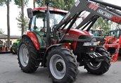 CASE IH MXU 100 + TUR MAILLEUX MX120 2004 traktor, ciągnik rolniczy