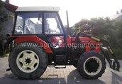 ZETOR 6245 +TUR 1987 traktor, ciągnik rolniczy