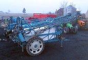 Maszyny i narzędzia Rok 1995 Opryskiwacz Evrard TE3300 M: - szeroko...