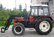 ZETOR 7245 + TUR 1989 traktor, ciągnik rolniczy