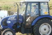 Farmtrac 555 2011r. mały przebieg