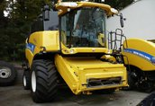 NEW HOLLAND CX8070 2014 kombajn