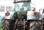 FENDT 818 Vario 2002 traktor, ciągnik rolniczy