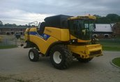 NEW HOLLAND CX6080 2012 kombajn