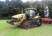 CHALLENGER MT 875 C 2010 traktor, ciągnik rolniczy