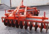 Maszyny i narzędzia Brona talerzowa zawieszana 2, 3m szerokości w stanie...