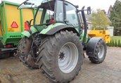 DEUTZ Agrotion 120 2000 traktor, ciągnik rolniczy