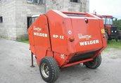 WELGER RP 12 1991 maszyna rolnicza