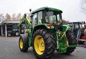 JOHN DEERE 6010 + TUR EMILY 1999 traktor, ciągnik rolniczy