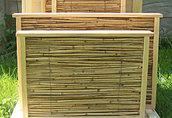 Ocieplenie Mata trzcinowa 5cm pionowa ule pszczoły
