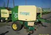 KRONE ROUND PACK 1250 MC 2000 prasa rolnicza