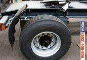 Wózki transportowe, Maszyna Rolnicza MPM MARIO - wózek 1/2 osiowy
