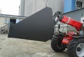 Brony składane hydraulicznie rama bron 3