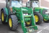 Instrukcja obsługi John Deere 6510 6610 PL Polska