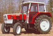Katalog części Steyr 8055 8055A