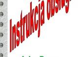 Instrukcja obsługi JD 1450 1550 WTS CWS Deere John