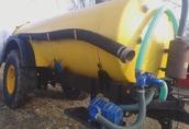 Beczka asenizacyjna 10000 litrów