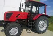 Ciągnik MTZ Belarus 920.4 zarejestrowany