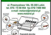 zgarniacz obornika h-608/3 metarol lubin