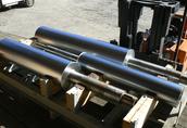 Chromowanie, regeneracja siłowników hydraulicznych, szlifowanie