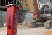 Młot hydrauliczny koparka 6 ton JCB 2CX 8065 8055