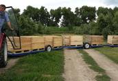 Wózek sadowniczy