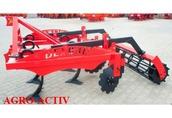 Agregat Ścierniskowo-Podorywkowy GRUNT 2.6 kołkowy DEXWAL AGRO-ACTIV 1