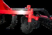 Agregat Ścierniskowo-Podorywkowy GRUNT 2.6 kołkowy DEXWAL AGRO-ACTIV 3