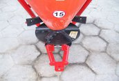 Rozsiewacz Lejkowy Jednoturbinowy 350 370 L DEXWAL AGRO-ACTIV 3