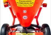 Piaskarka Komunalna CIĄGNIONA 300L QUAD
